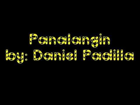 Panalangin  Daniel Padilla