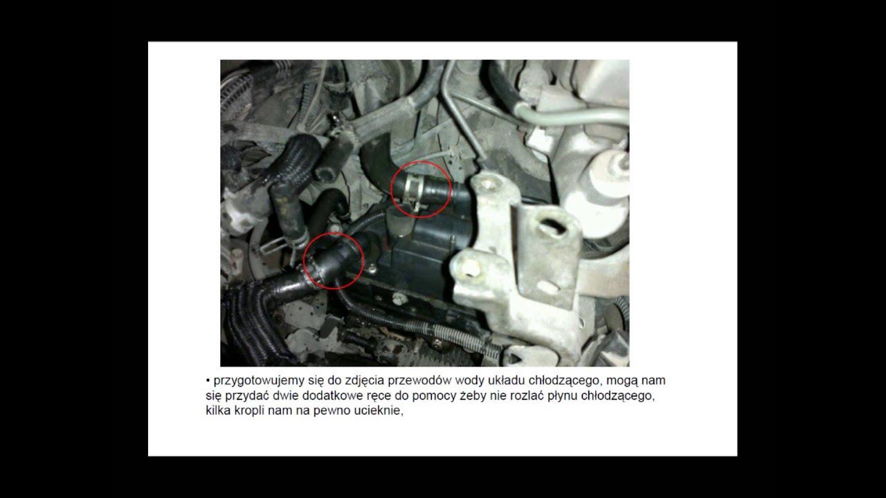 Naprawa Dogrzewania Postojowego Toyota Corolla E12 Youtube