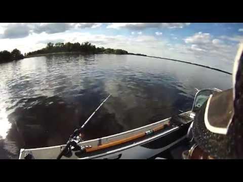 Fishing The Castle Rock Flowage