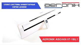 Обзор настенных кондиционеров Aeronik серии IL