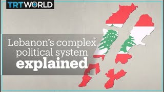 It's complicated: Lebanon's political system