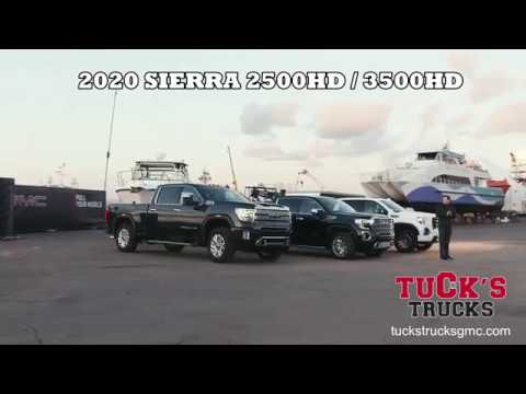 Tucks Trucks GMC 2020 Sierra Heavy Duty