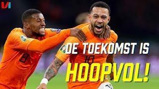 Ondanks Nederlaag Is de Toekomst Van Oranje Hoopvol!