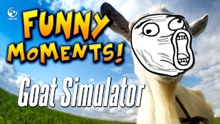 CO TA KOZA ! - GOAT SIMULATOR