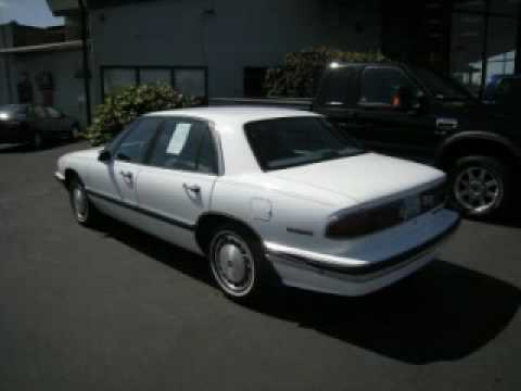 1996 Buick Lesabre In Eugene Or Youtube