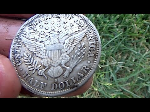 INCREDIBLE Silver Coin Found! Metal Detecting Tons of Old Coins And Silver!