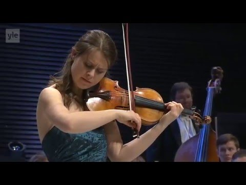 Friederike Starkloff - Sibelius Violin Concerto
