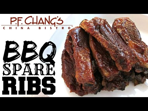 Save Barbecue Spare Ribs - P.F. Chang's Barbecue Sauce - PoorMansGourmet Screenshots