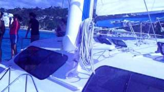 Tropical Dreamer  catamaran in Montego Bay, Jamaica