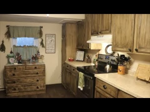 FARMHOUSE KITCHEN UPDATES | DIY  White Cabinets