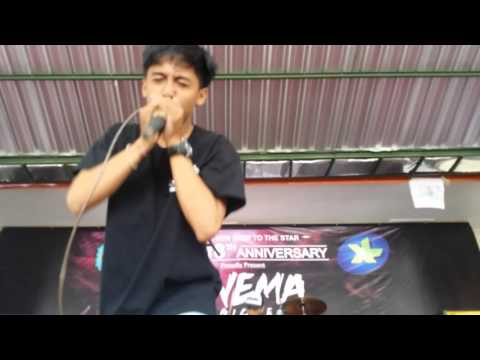 Gubug Derita live at snema music fest