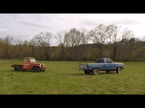Willys Truck The Movie Take Three: Live Action Cam !!!!!