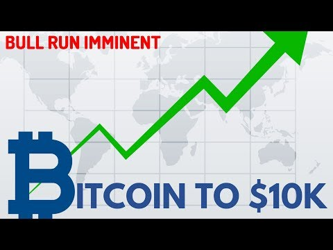 Crypto Bull Run! Bitcoin Price Moving Closer to $10,000 - Cryptocurrency News