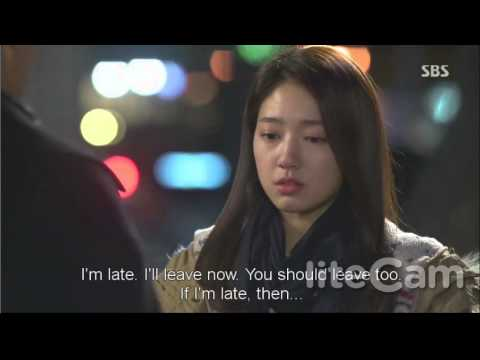 The Heirs - Lee Min Ho park shin hye moments EP12
