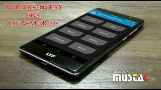 LYF F1s TWRP Recovery Win 10 64bit By Mustak