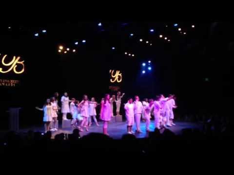 "Trinity High School's performance of ""Joseph and the Amazin"