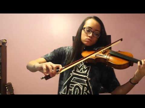 Megalovania - Undertale (Violin Cover)