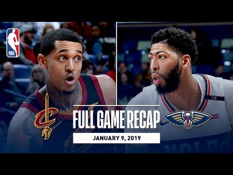 The Sports Feed - Cavs Drop Eleventh Straight In High Scoring Loss To The Pelicans