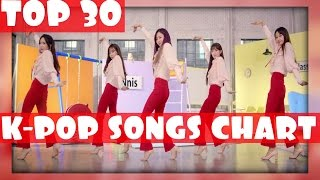 K-ville's [top 30] k-pop songs chart - september 2016 (week 5)