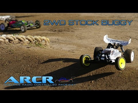 STOCK 2WD A Finals - Round 3 Adelaide Radio Controlled Raceway