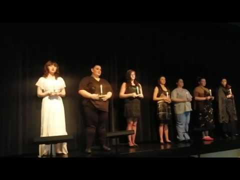 7 brides for Dracula play pt2