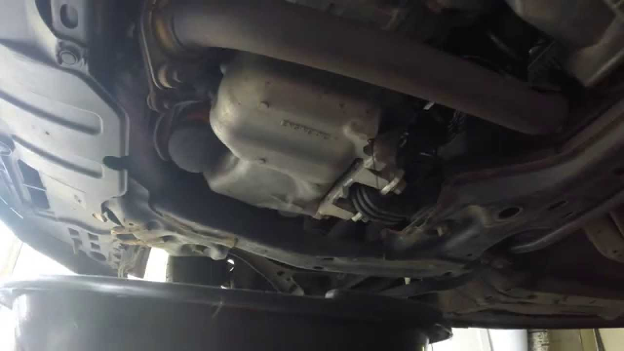 2007 Honda Civic Lx Oil And Filter Change