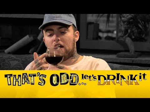 Mac Miller Gets a Craft-Beer Crash Course | That's Odd, Let's Drink It