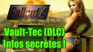 FALLOUT 4 : Infos secrètes sur le DLC Vault-tec!  - LUSTY FR HD