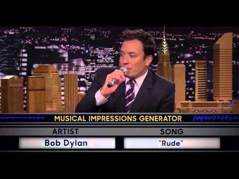 Wheel of Musical Impressions with Adam...
