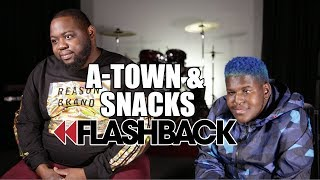 Flashback: A-Town Discusses Kidney Transplant & Getting Picked On as a Kid