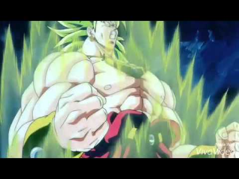 Broly is Trunk's father