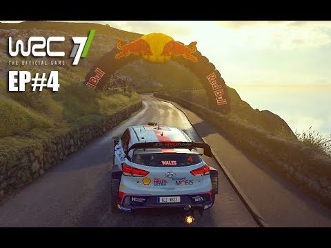 wrc 7 pc gameplay hyundai i20 coupe wrc wales great orme ep 4 youtube. Black Bedroom Furniture Sets. Home Design Ideas