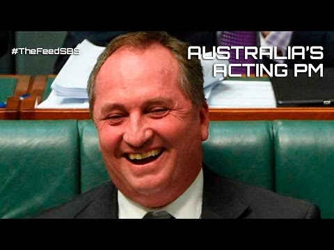 Barnaby Joyce, Acting PM - The Feed