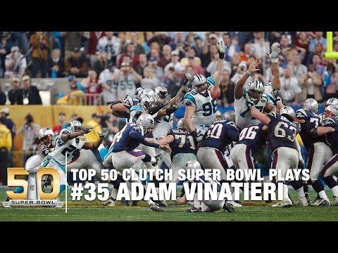 #35: Adam Vinatieri