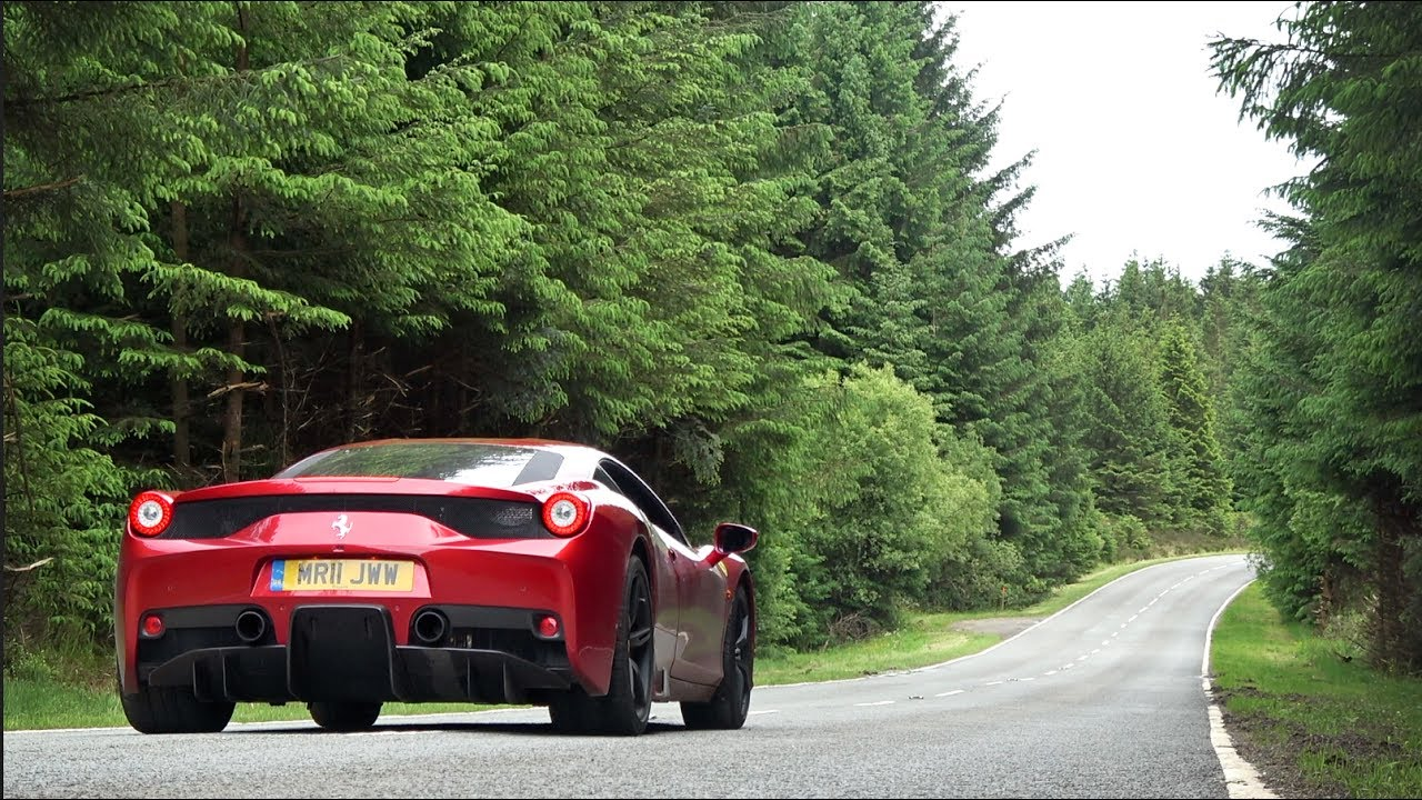 7d2b83bad4 NEW CAR! Ferrari 458 Speciale Collection Day!