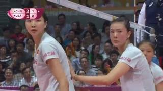 GO! CHINA (Highlights 2016 volleyball World Grand Prix)#RoadToRio