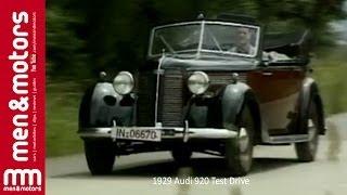 Audi Imperator 1929 Videos