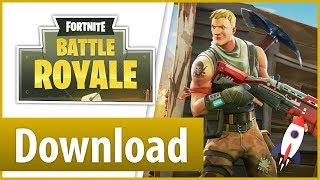 How to Download/Install Fortnite Battle Royale for Free on PC Updated