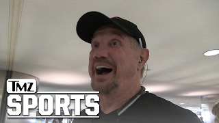 DIAMOND DALLAS PAGE -- MIESHA TATE WOULD BE 'MONEY' IN WWE... She's The Real Deal | TMZ Sports