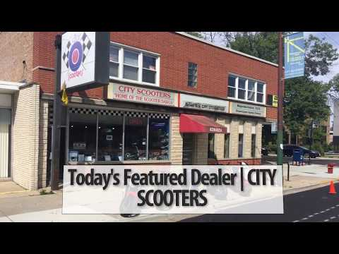 Today's Featured American LIFAN Dealer - City Scooters of Chicago