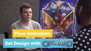 Onward with a Pixar Set Designer