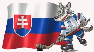 Gladiator - Slovensko (hokejova republika) - Official Anthem of Slovak Ice Hockey Team HQ