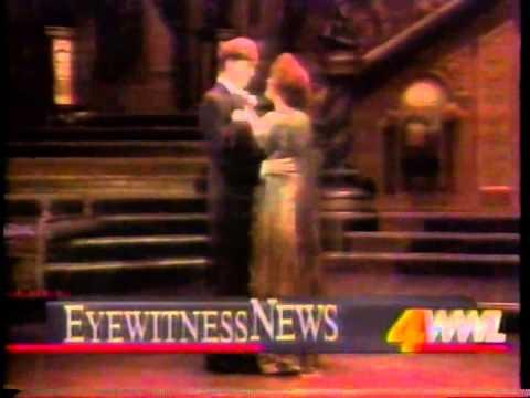 WWL-TV New Orleans Eyewitness News Nightwatch Segments - 7/13/1993