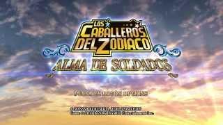 Los Caballeros del Zodiaco - Alma de Soldados (PS4) Voces Latino (Saga del Santuario) thumbnail