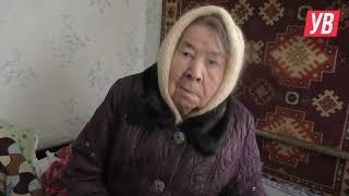 87-летняя ветеран труда не может попасть в свою квартиру из-за разрушающейся террасы