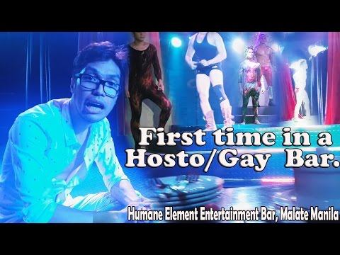 First Time Experience In A Gay/Hosto Bar in Malate, Manila  |  YouTube Creators for Change