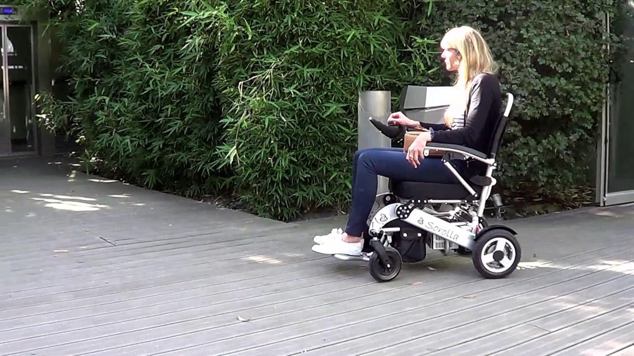 fauteuils roulants electriques sorolla