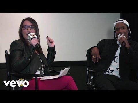 A$AP Rocky - 1Train (HOT97 In Studio Series)