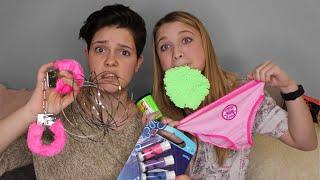Dinge kaufen, die uns früher VERBOTEN wurden!🚫😂 (mit Lea & Selda) #VLOG