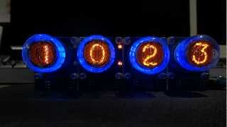 Arduino Nixie Clock